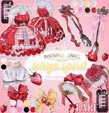 Insomnia Angel . ichigo spirit - heavenly ichigo dress RARE