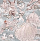 :Moon Amore: BrideDreams/  Eternal Gloves /  WHITE