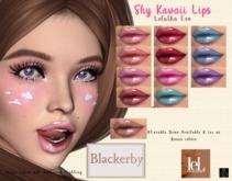 Blackerby -  HD Shy Kawaii Lips  Box - Lelutka evolution(Add Me)