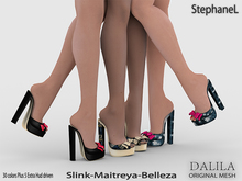 GIFT [StephaneL] DALILA SHOES - SLINK-MAITREYA-BELLEZA