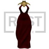 RUST REPUBLIC [union] dress red