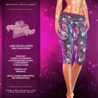 !PCP :: Lani Capris [Crush Pack]