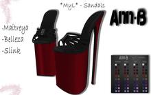 [AnnB] - *MyL* - SANDALS