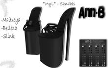 [AnnB] - *MyL* - SANDALS - DEMO