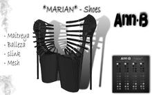 [AnnB] *MARIAN* - SHOES - DEMO