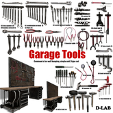 D-LAB TOOLS 08 hook wrench