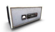 FMA 5 Power Amplifier Gray