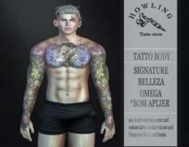 [ H O W L I N G ]-flowers XC - Tattoo