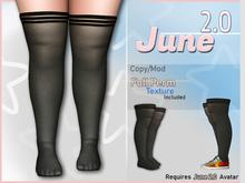 June 2.0 Stockings