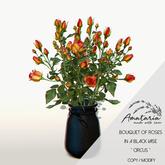 Amataria - Bouquet of Roses  - circus