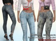 adorsy - Zeta Denim Pants Fatpack - Maitreya/Legacy