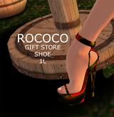 Rococo gift store shoe - Maitreya