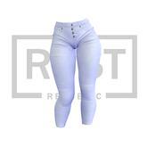 RUST REPUBLIC [Eternal Youth] jeans babyblue