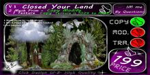 * Closed your Land * Fairy Wall V 1 *