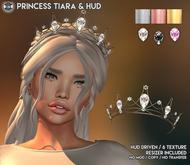 [Since1975] Princess Tiara & HUD