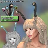 [Since1975] Alien Head Accessories