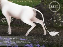 REIN - TWI Deer Unicorn Tail