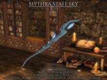 .: Runic :. Mythra Staff Sky