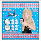 Kawaii Couture Animated Makeup Glam Pack Matte