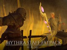 .: Runic :. Mythra Staff Fatpack