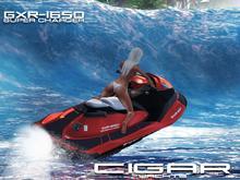 Cigar Yachts: GXR-1650 Jetski