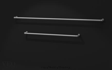 VEO// Clothes Rack v2 (silver)