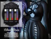 [ abrasive ] Ritual Dress & Witching Hat DEMO
