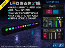 VR-TECH LED Bar x16