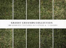 Empire I Grassy Grounds ♥ 25 Seamless Grass Textures
