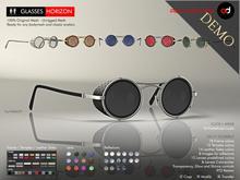 A&D Clothing - Glasses -Horizon- DEMOs