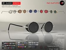 A&D Clothing - Glasses -Horizon-  Deluxe