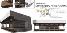 *booN-kura Contemporary House MADOKA