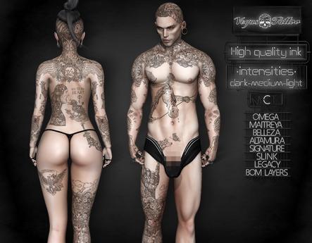 .: Vegas :. Tattoo Applier Steampunk