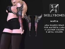 Skellybones -- Maria - Arm Guards DEMO
