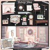 e.marie // Vintage Vibes (10) Coffee Table { rez }