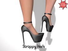 :Tiny Things: Strappy Heels - Anastasiya
