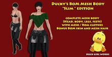 Ruth Slim BOM test v1