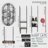 [ zerkalo ] Bunker Bar Gacha - Bunker Door (RARE)