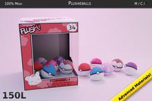 34. Plushieball Plushies - Collector's Edition