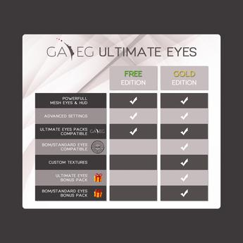 NEW VERSION ! [GA.EG] Ultimate Eyes 2.0 [FREE]