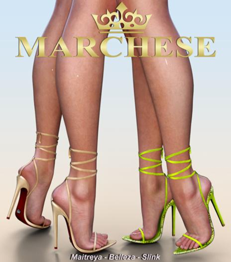 Marchese - kylie High Heels