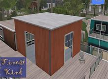 Windlass Houseboat Top Deck Addition -- Add an Extra Room