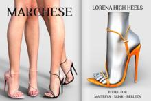 Marchese - Lorena High Heels