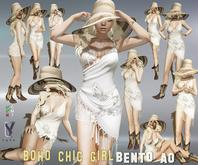 Tuty - BOHO CHIC GIRL BENTO AO Priority3 & 4