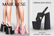 Marchese - Ayla Platform Heels