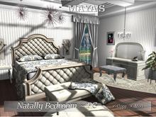 Maya's - Natally Bedroom - Bed - Wardrobe - Vanity - PG