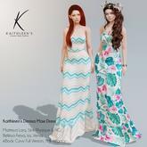 Kaithleen's Denisa Maxi Dress - Fatpack