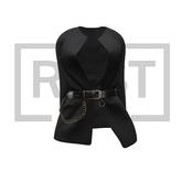 RUST REPUBLIC [crystal] jacket black