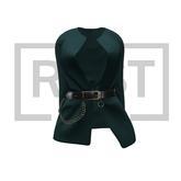 RUST REPUBLIC [crystal] jacket green