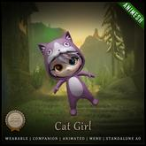 [C] Animesh Follower - Cat Girl (Wear)